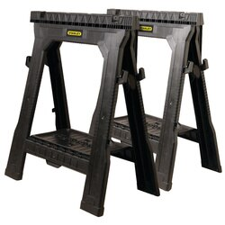 Stanley Tools - Portable Folding Sawhorse 2pack - 060864R
