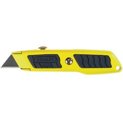 Stanley Tools - 6 in Dynagrip Retractable Utility Knife - 10-779