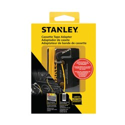 Stanley Tools - Cassette Tape Adapter - 1909551ST2
