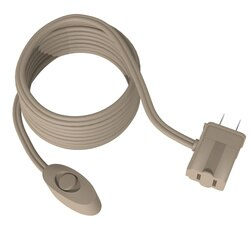 Stanley Tools - CordMax Switch Polarized Extension Cord - 31324