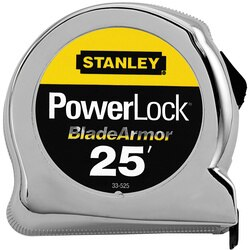 Stanley Tools - 25 ft PowerLock Classic Tape Measure - 33-525