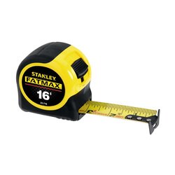 Stanley Tools - 16 ft FATMAX Tape Measure - 33-716