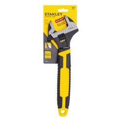 Stanley Tools - 12 inch Adjustable Wrench - 90-950