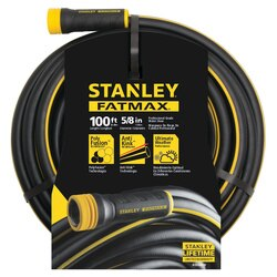 Stanley Tools - 100 ft x 58 in FATMAX PROFESSIONAL GRADE HOSE - BDS6652B