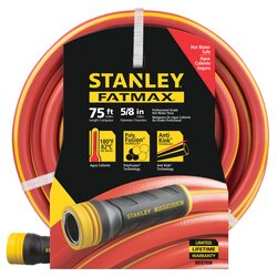 Stanley Tools - 75 ft X 58 in FATMAX POLYFUSION HOT WATER HOSE - BDS7938