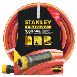 Stanley Tools - 100 ft X 58 in FATMAX POLYFUSION HOT WATER HOSE - BDS7939