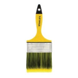 Stanley Tools - 4 in Polyester Flat Paint Brush - BPST00757