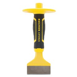 Stanley Tools - 234 in FATMAX Masons Chisel with Guard - FMHT16569