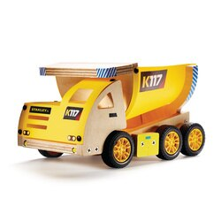 Stanley Tools - STANLEY Jr Wooden DIY Kit  Dump Truck - OK006-SY