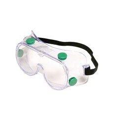 Stanley Tools - A600 ChemicalSplash AntiFog Safety Goggles - RST-61028