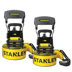 Stanley Tools - 2 pc Ratchet Straps - S1007