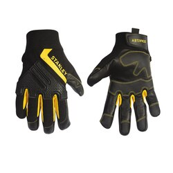Stanley Tools - Goatskin Knuckle Guard Gloves - S77601