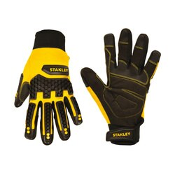 Stanley Tools - Synthetic Leather Impact Pro Gloves - S77661
