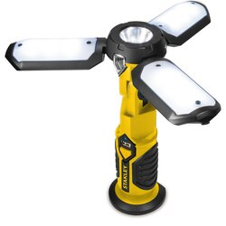 Stanley Tools - Satellite 300 Lumen Rechargeable LED Work Light - SAT3S