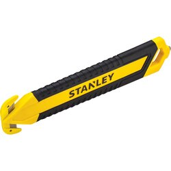 Stanley Tools - DoubleSided BiMaterial Pull Cutter  10 Pk - STHT10360A