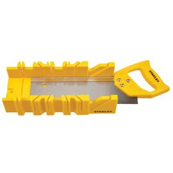 Stanley Tools - 11 in Mitre Box with Saw - STHT20361