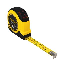 Stanley Tools - 12 ft DualLock Tape Measure - STHT36029