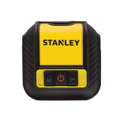 Stanley Tools - CUBIX Red Beam Cross Line Laser Level - STHT77498