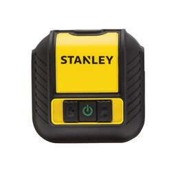 Stanley Tools - CUBIX Green Beam Cross Line Laser Level - STHT77499
