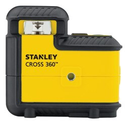 Stanley Tools - CROSS 360 Green Beam Line Laser Level - STHT77594