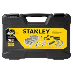 Stanley Tools - 97 pc Mechanics Tool Set - STMT74858
