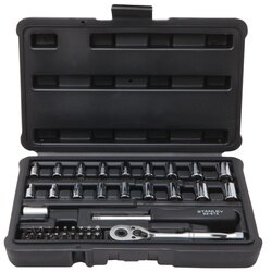 Stanley Tools - 41 pc Mechanics Tool Set - STMT74860