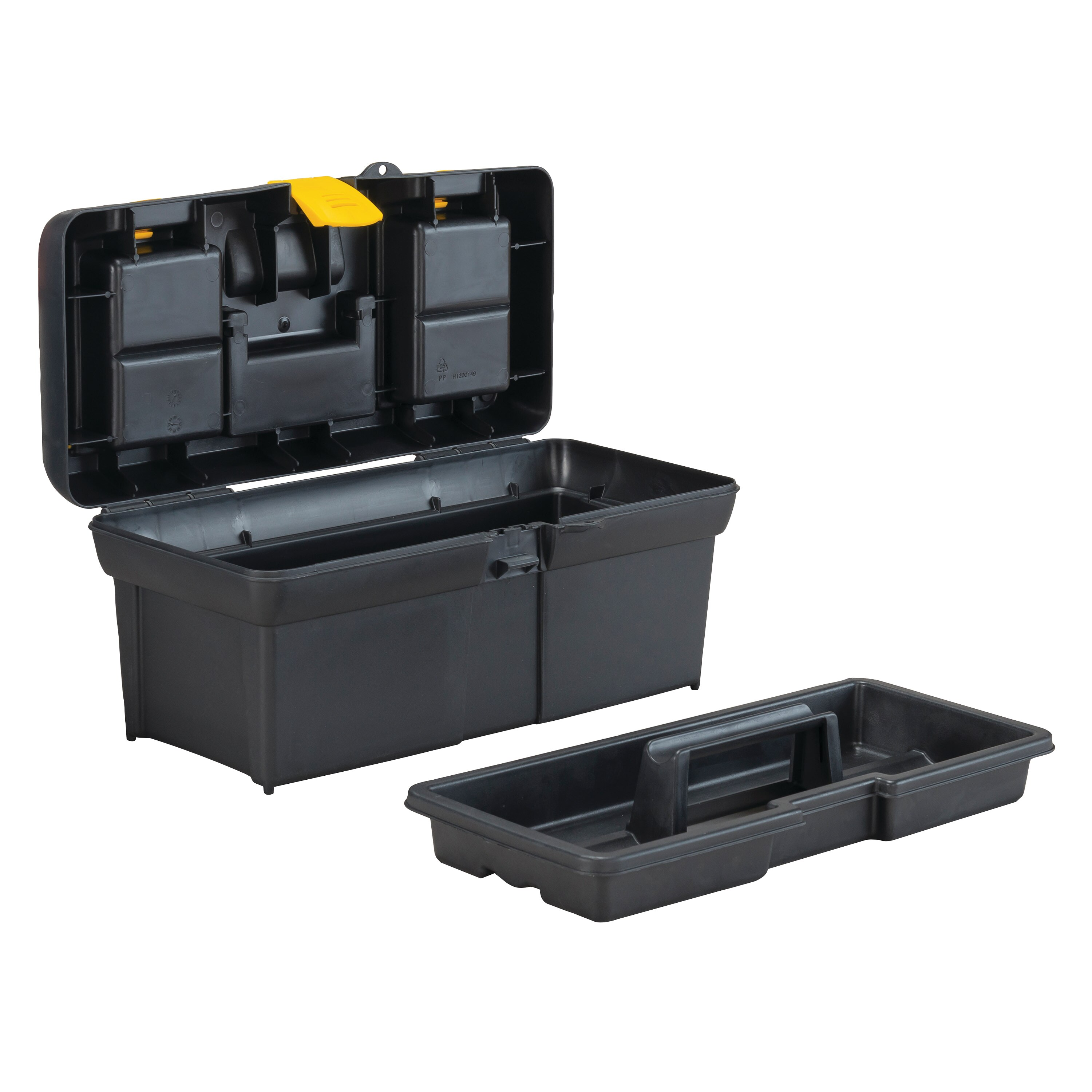 Stanley Tools - 16 in Portable Plastic Toolbox - 016011R