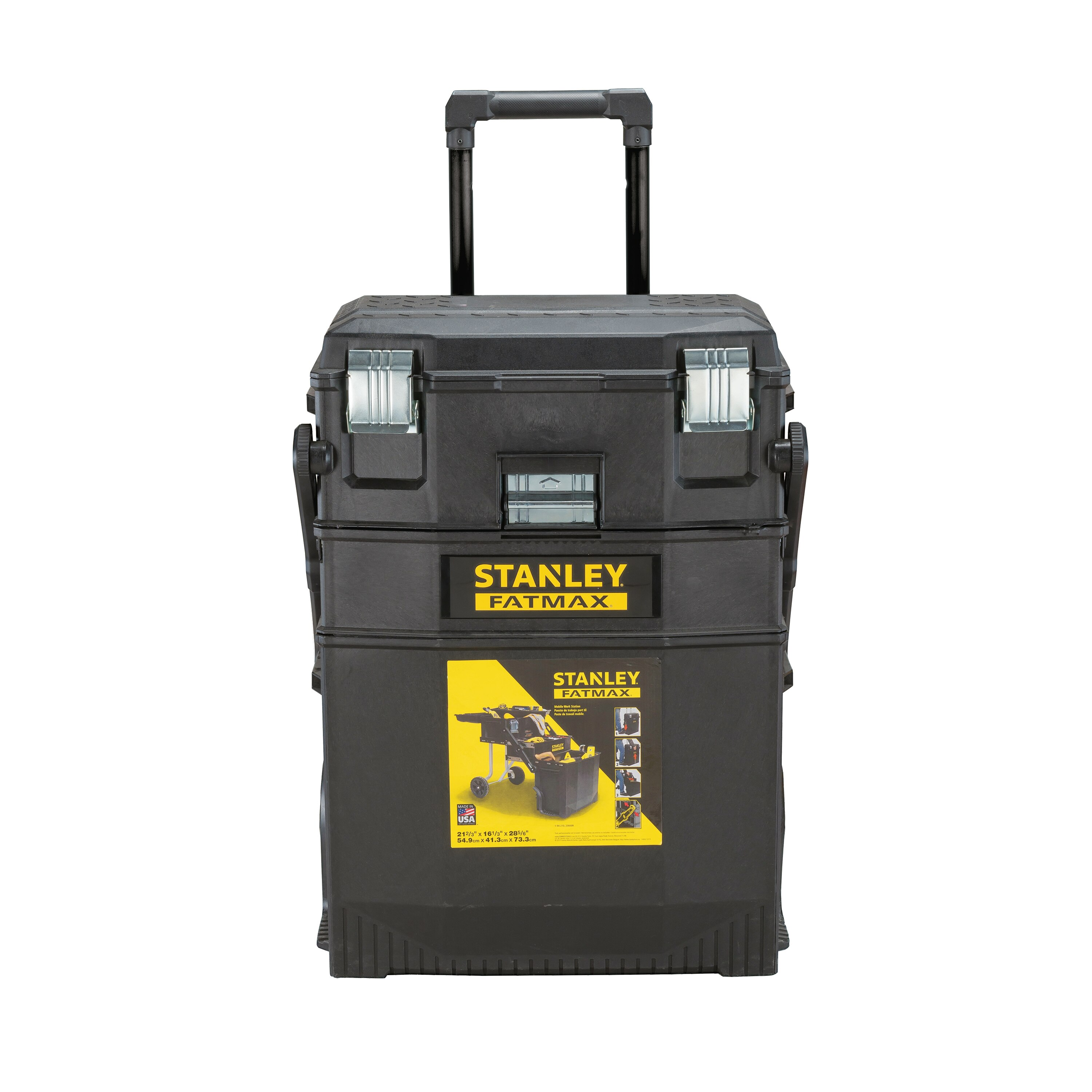 Stanley Tools - FATMAX 4in1 Mobile Work Station - 020800R