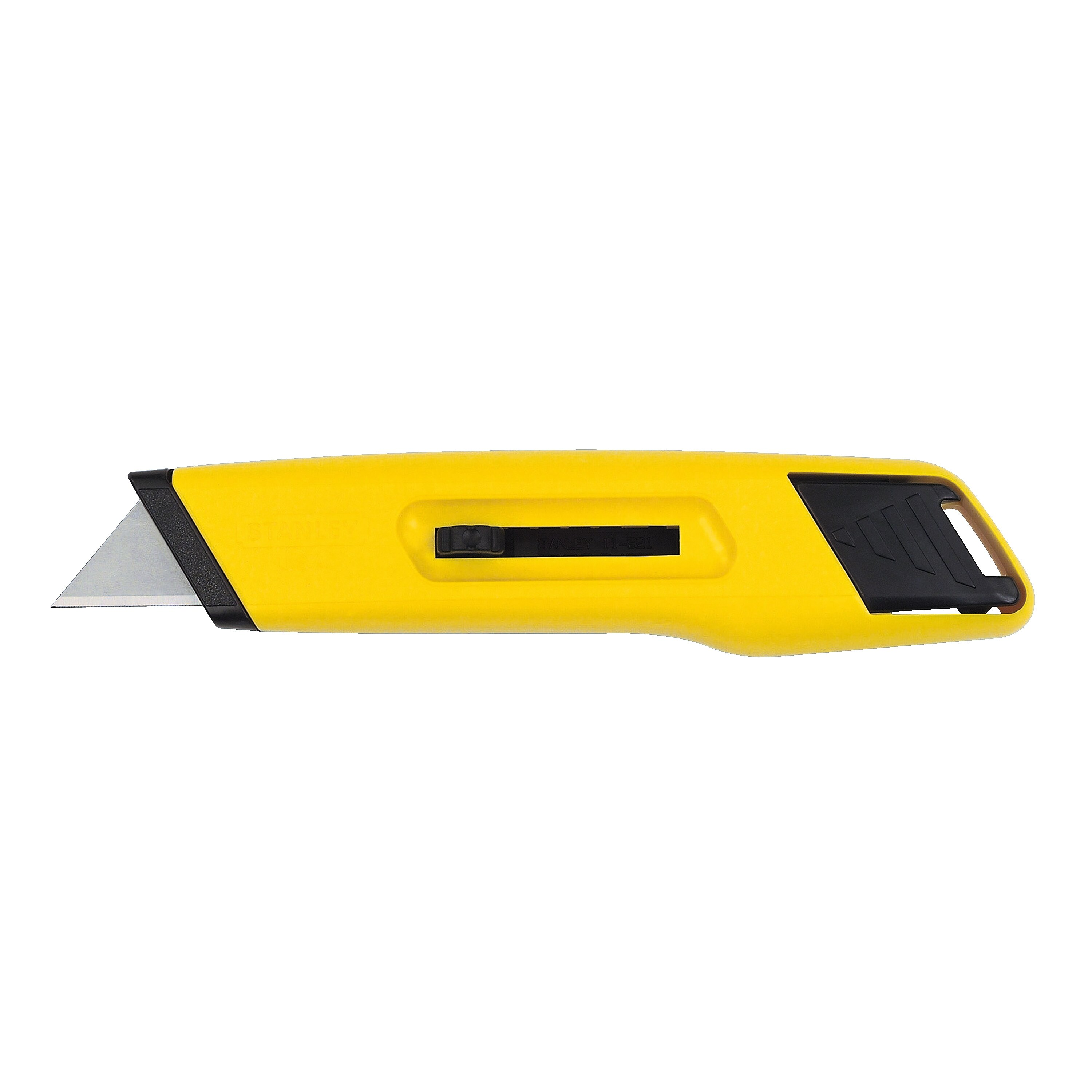 Stanley Tools - 6 in Plastic Retractable Utility Knife - 10-065