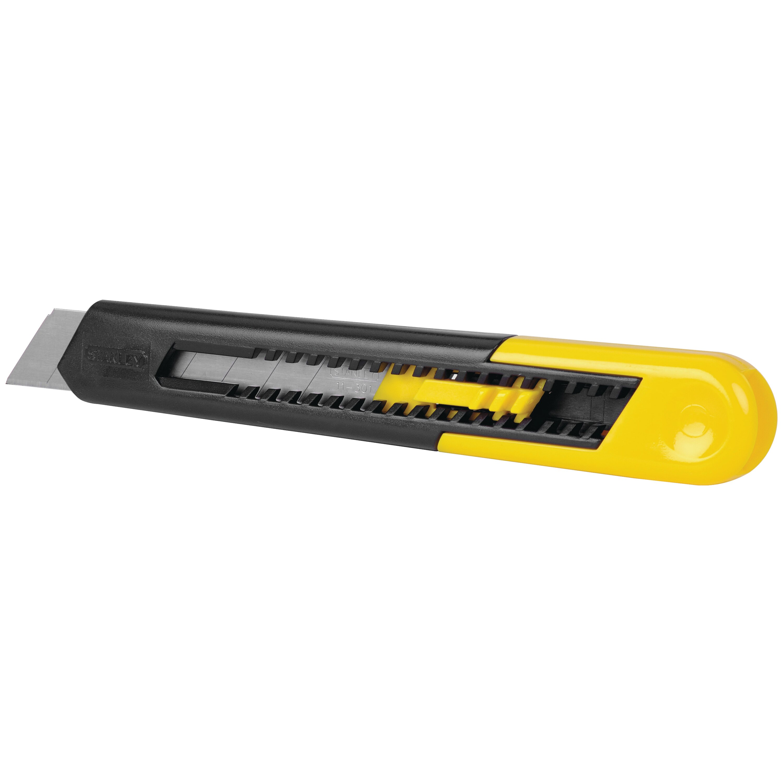 Stanley Tools - 18mm Quick Point Knife - 10-151