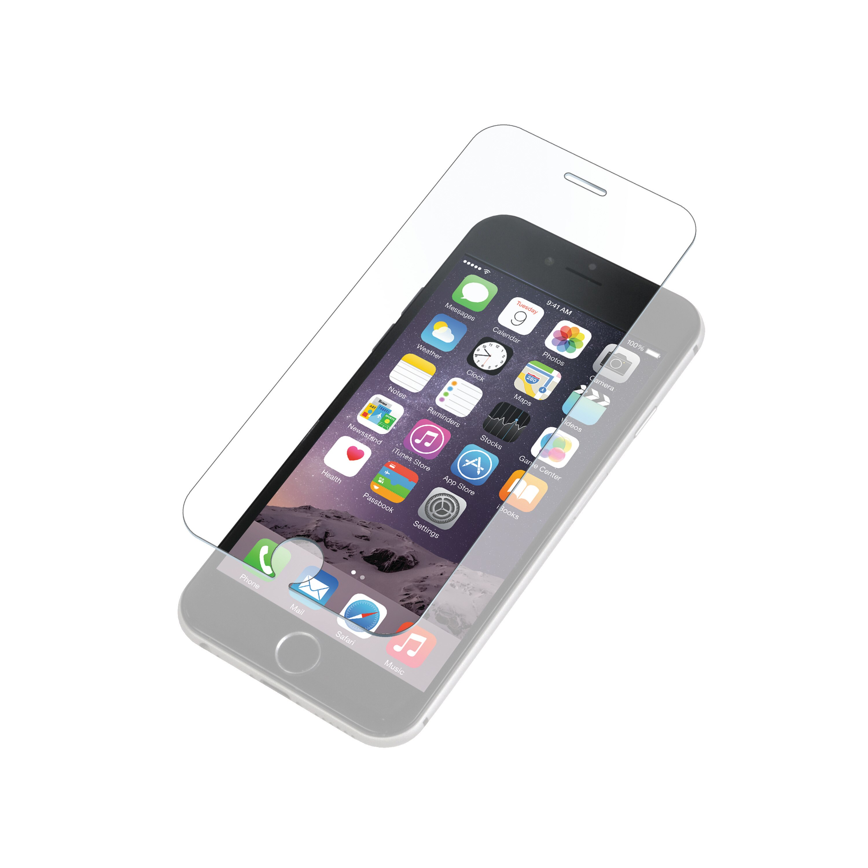 Stanley Tools - Glass Screen Protector for iPhone 66s - 2151547ST2