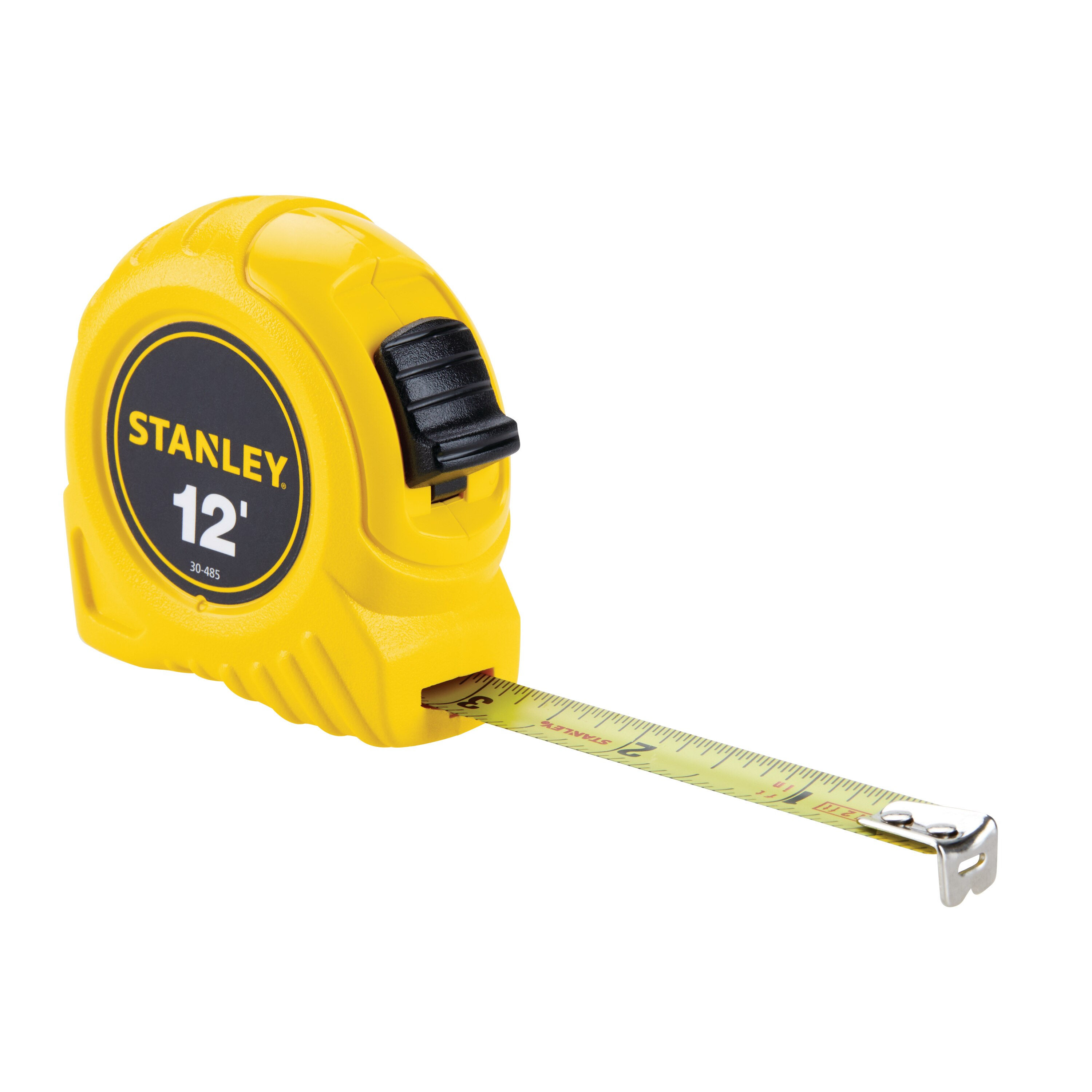 Stanley Tools - 12 ft Tape Measure - 30-485