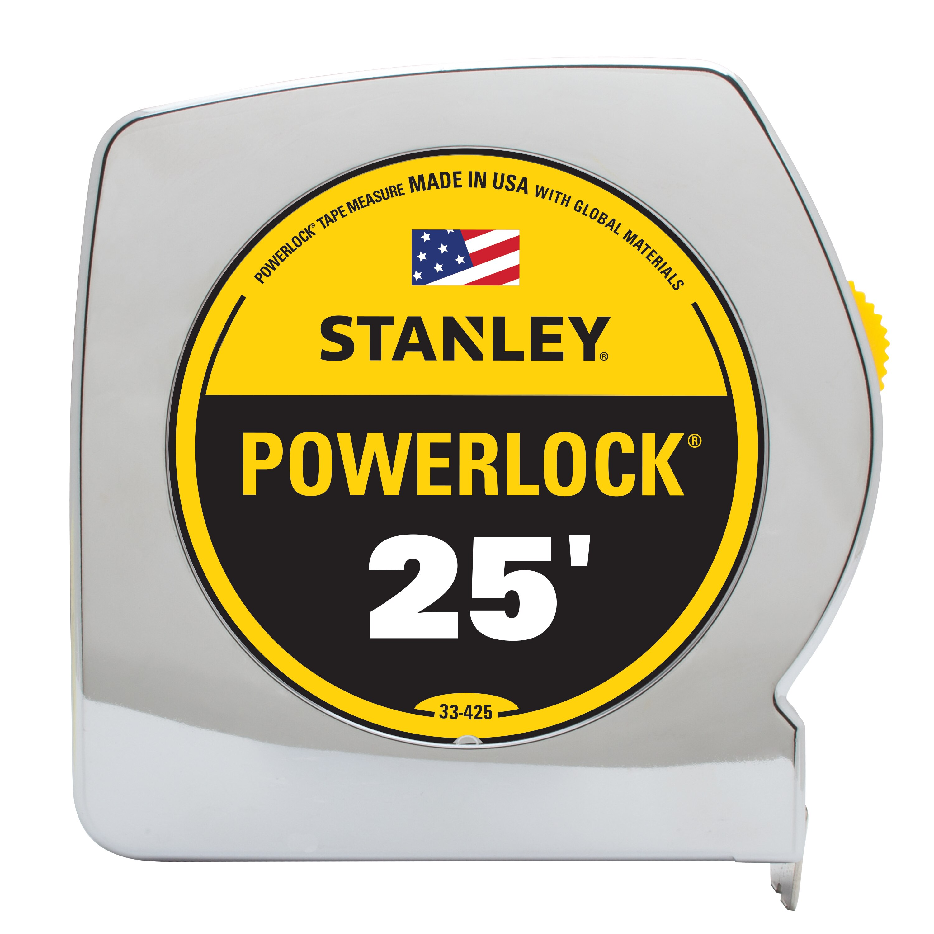Stanley Tools - 25 ftPowerLock Tape Measure - 33-425
