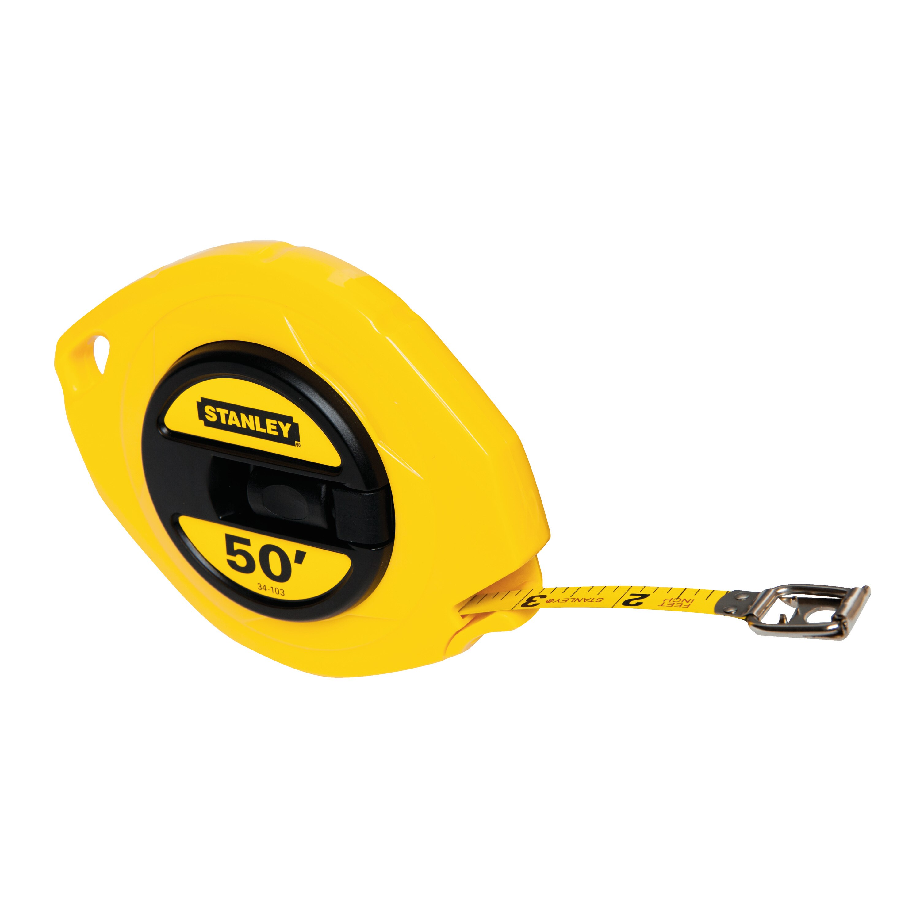 Stanley Tools - 50 ft Steel Long Tape - 34-103
