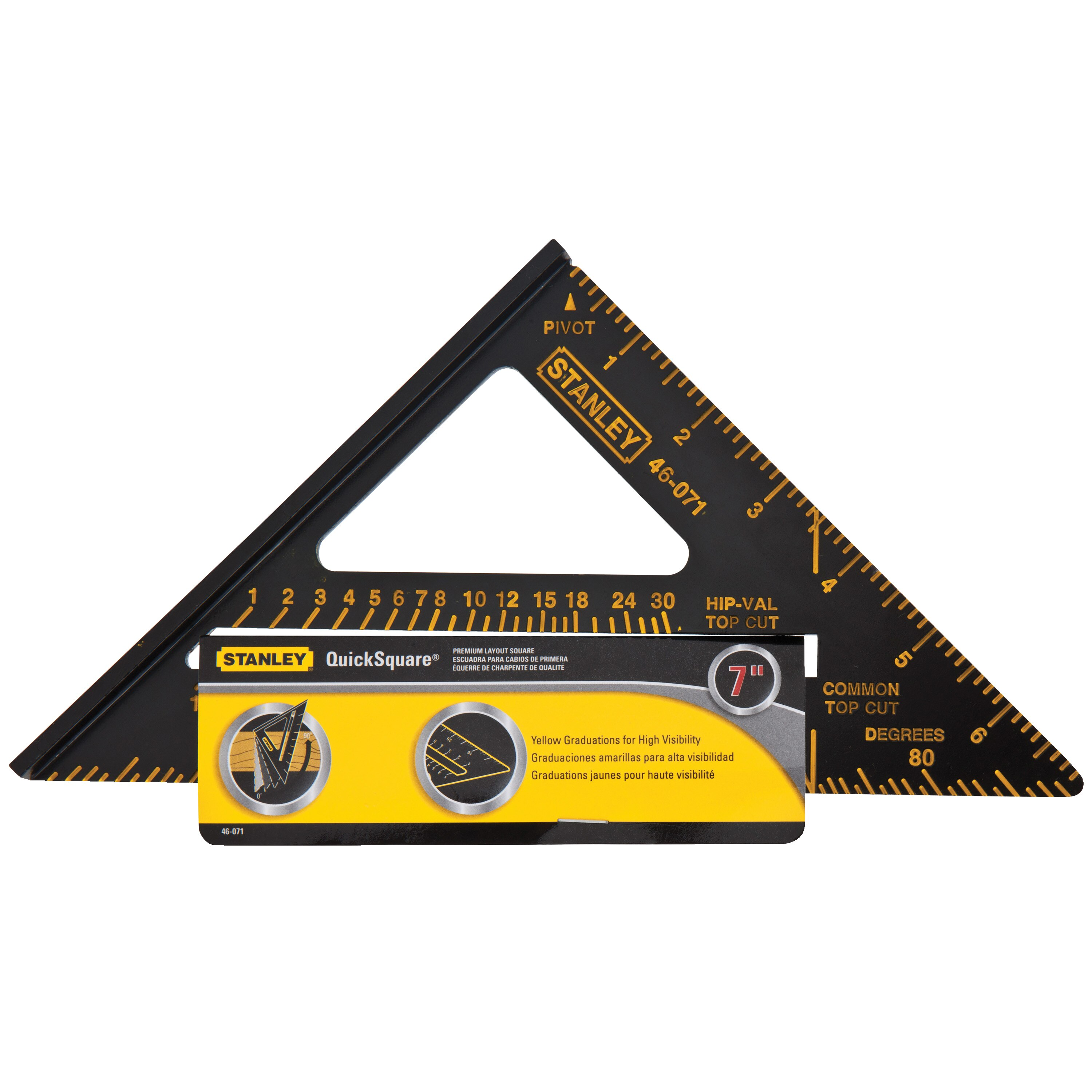 Stanley Tools - Premium Quick Square Layout Tool - 46-071