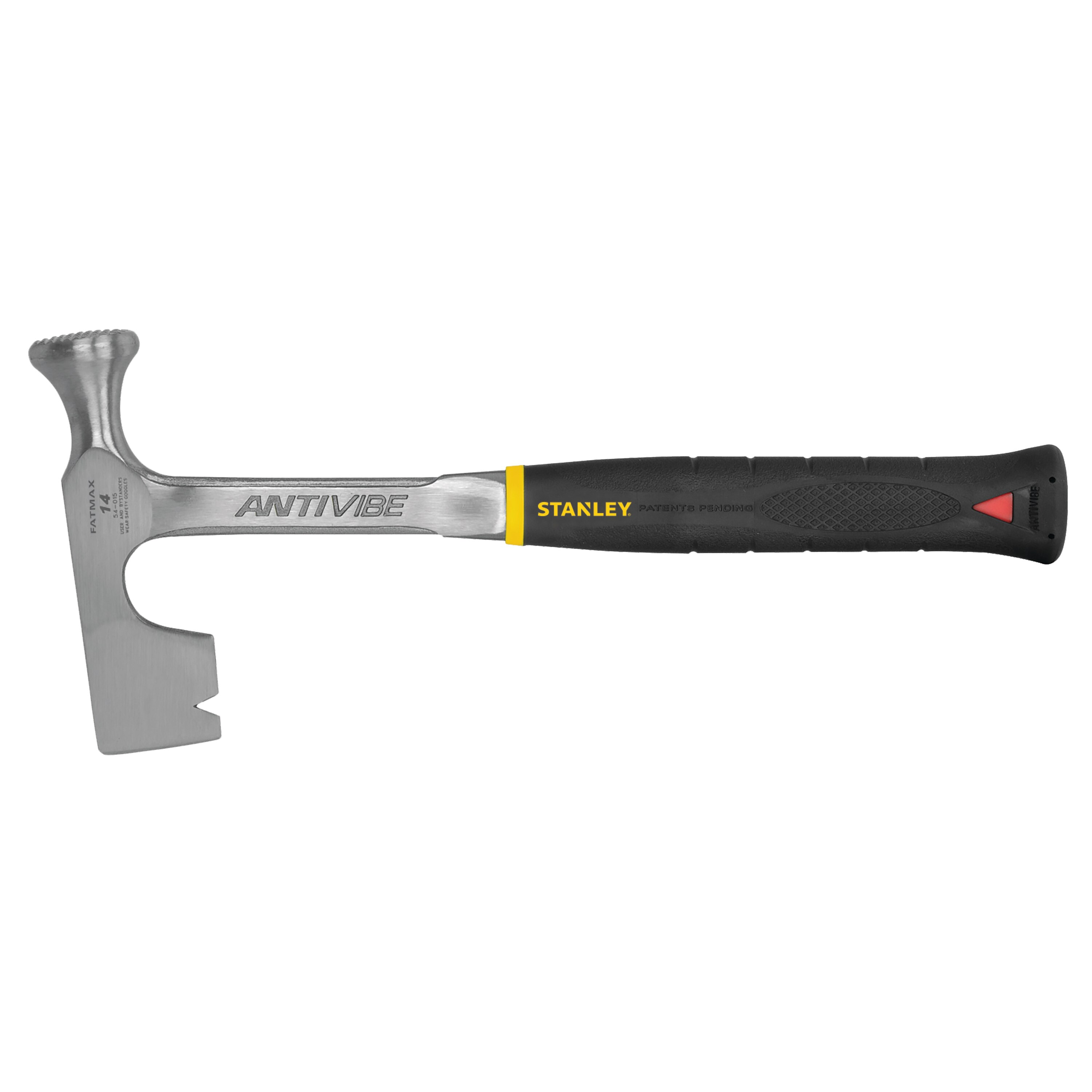 Stanley Tools - 14 oz FATMAX AntiVibe Drywall Hammer - 54-015