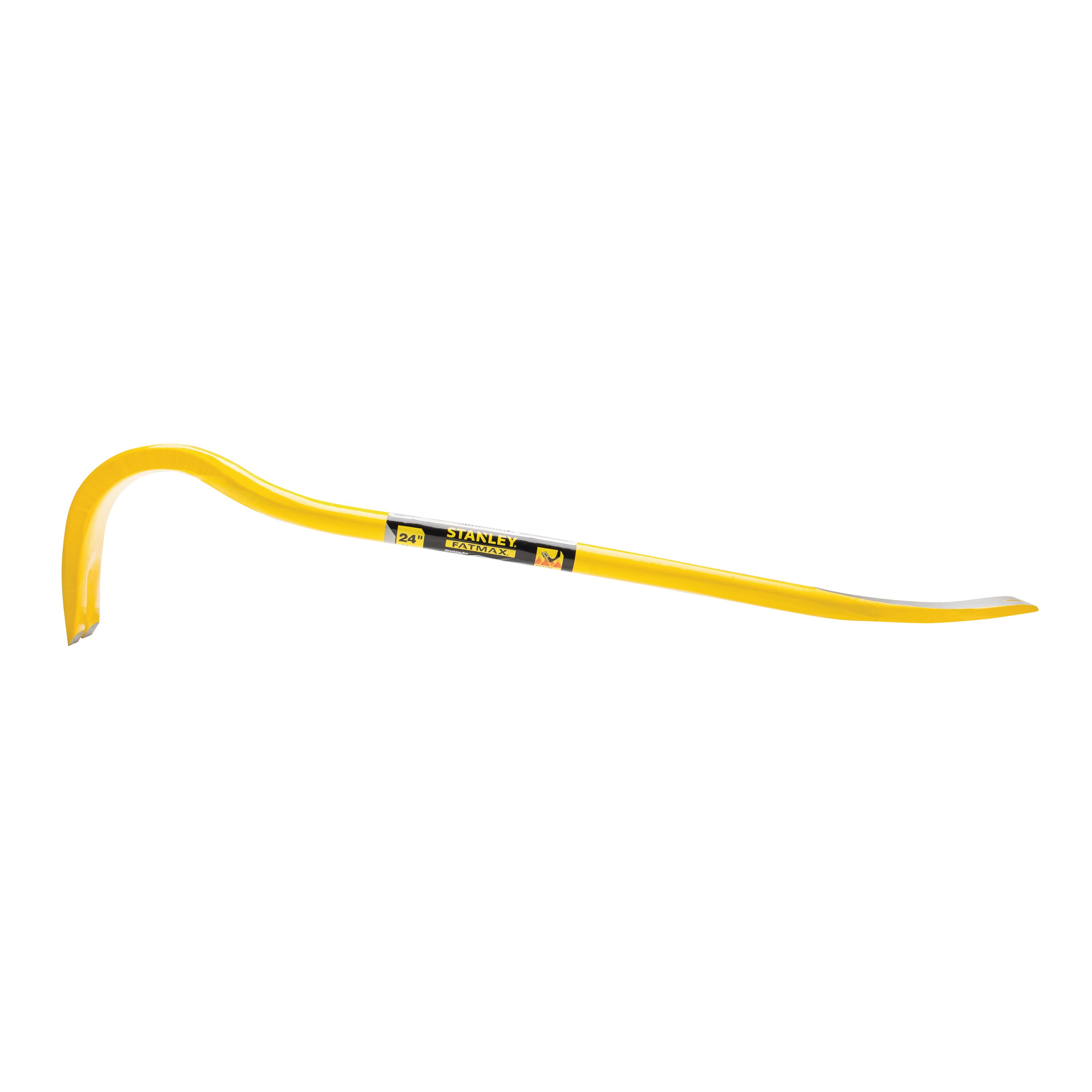 Stanley Tools - 24 in FATMAX Spring Steel Wrecking Bar - 55-503
