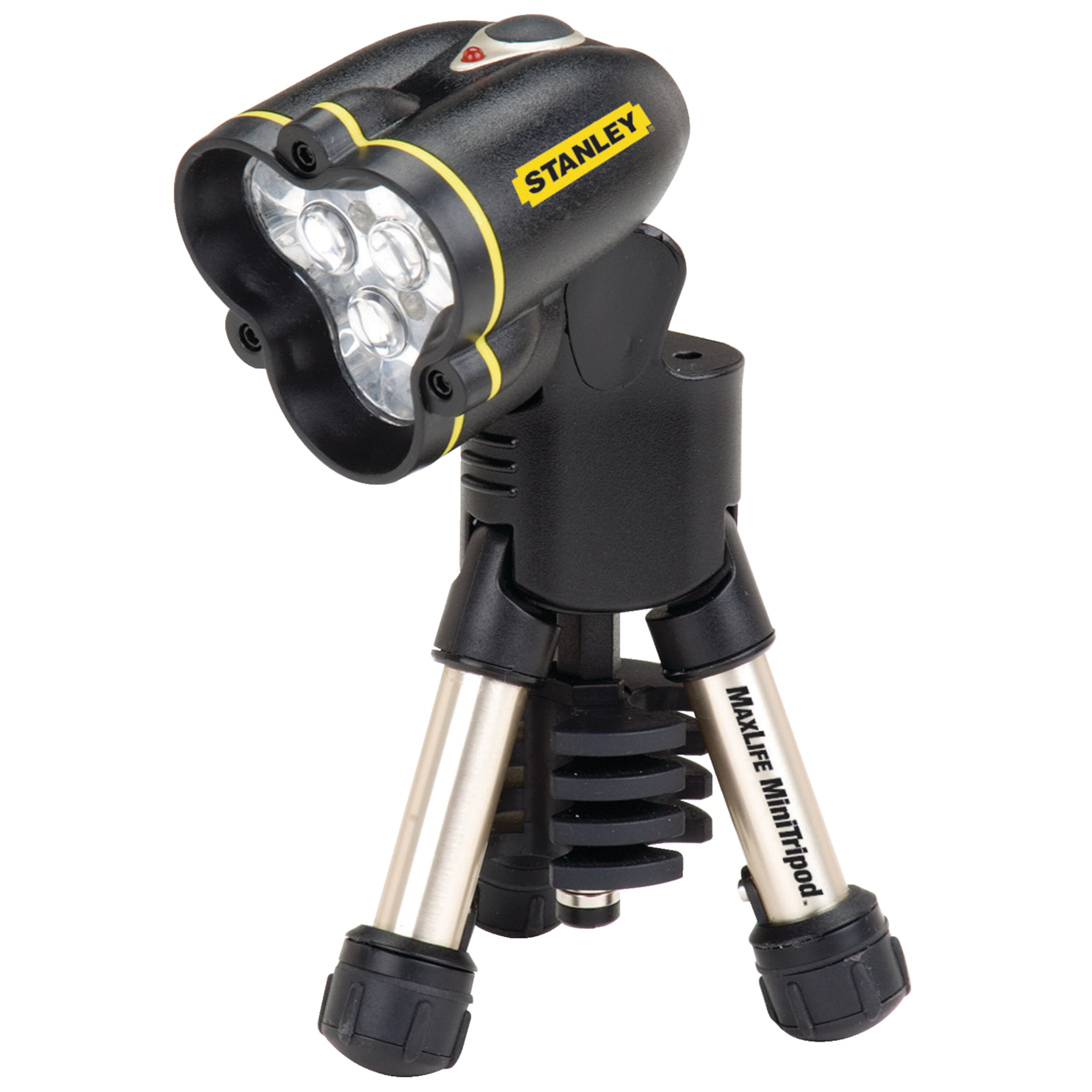 Stanley Tools - Mini Tripod Flashlight - 95-111