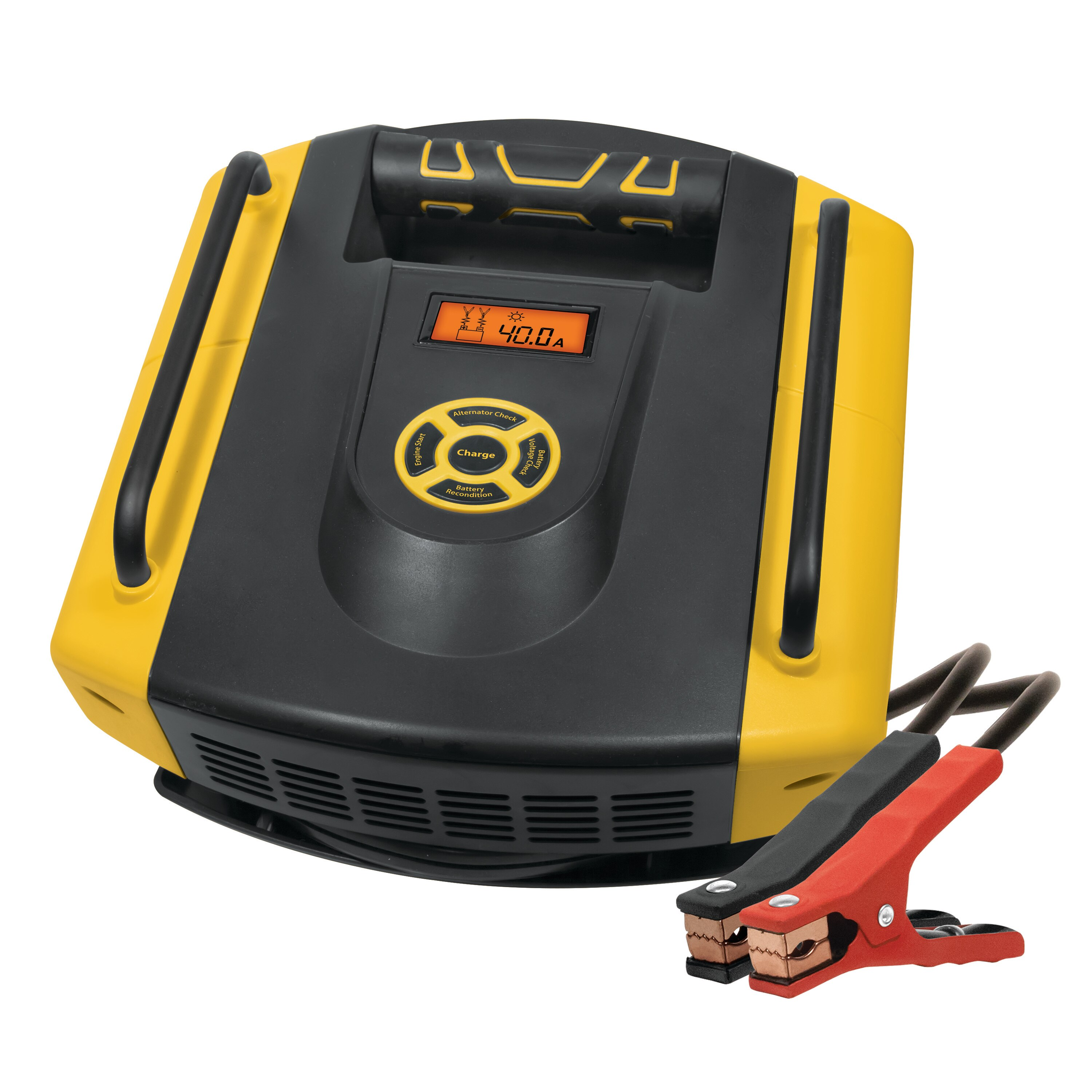 Stanley Tools - 40 Amp Battery Charger w 110A Engine Start - BC4009