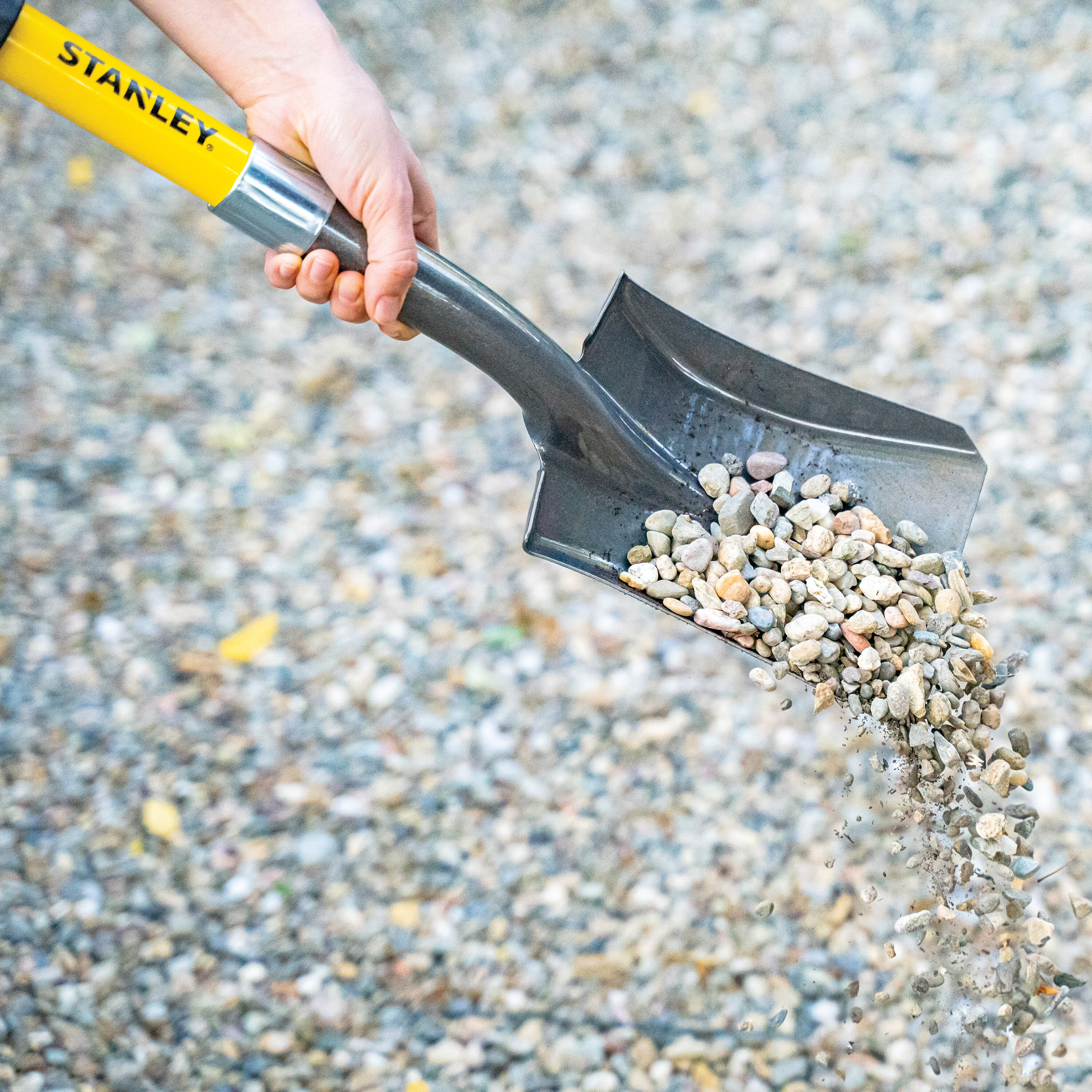 Stanley Tools - MiniD Square Head Shovel - BDS8088