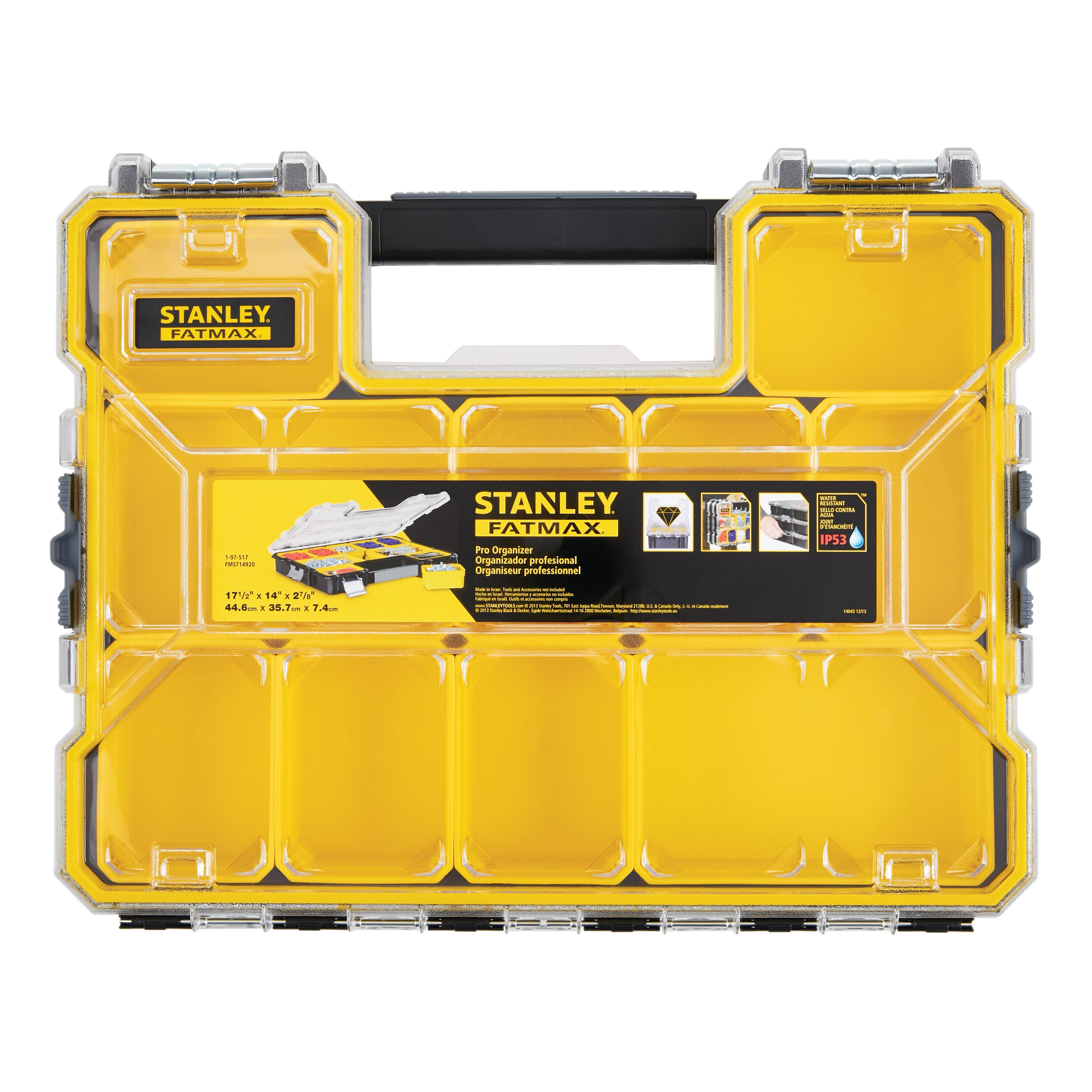 Stanley Tools - FATMAX Shallow Pro Organizer - FMST14920
