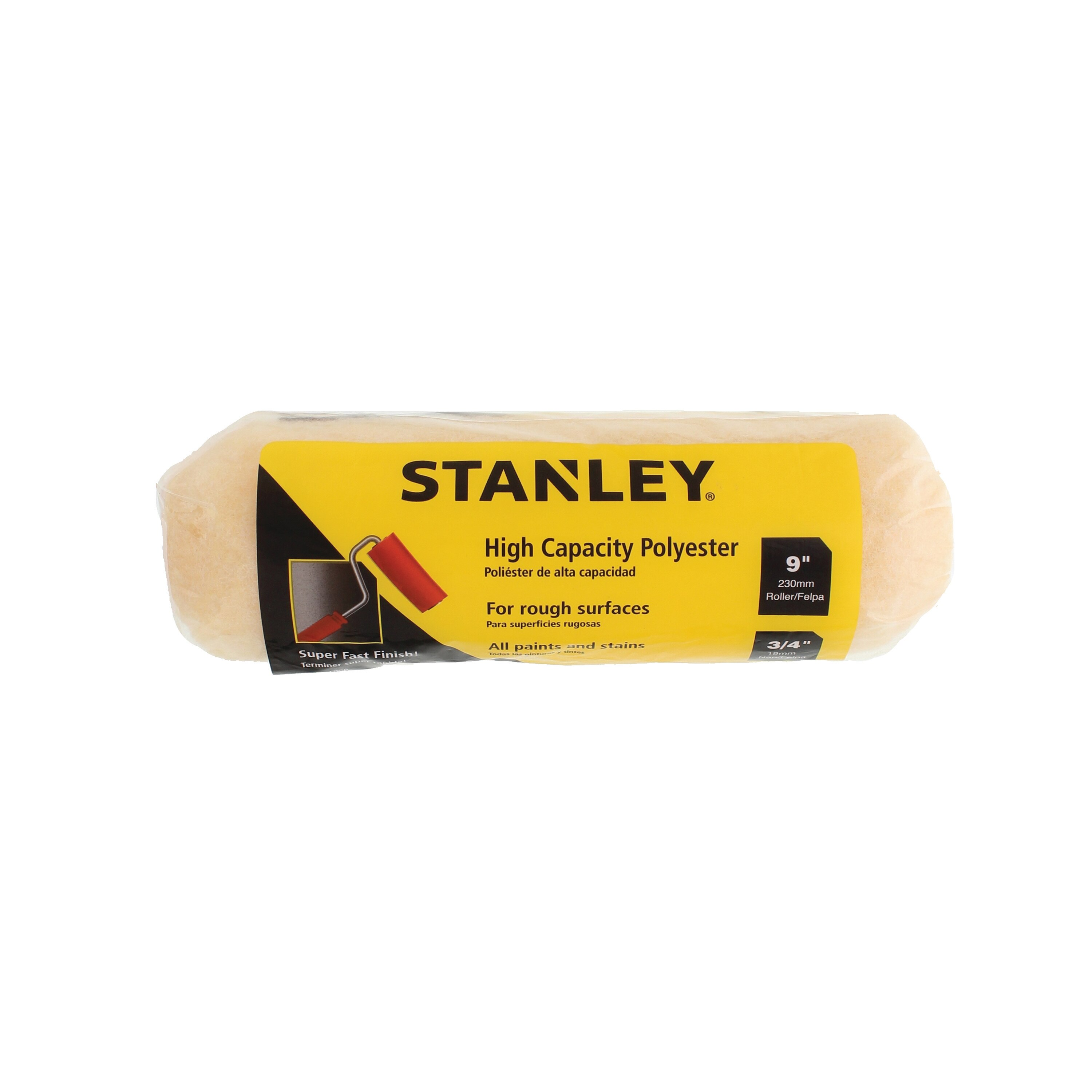 Stanley Tools - 9 in x 34 in Polyester Roller Cover - RCST01898
