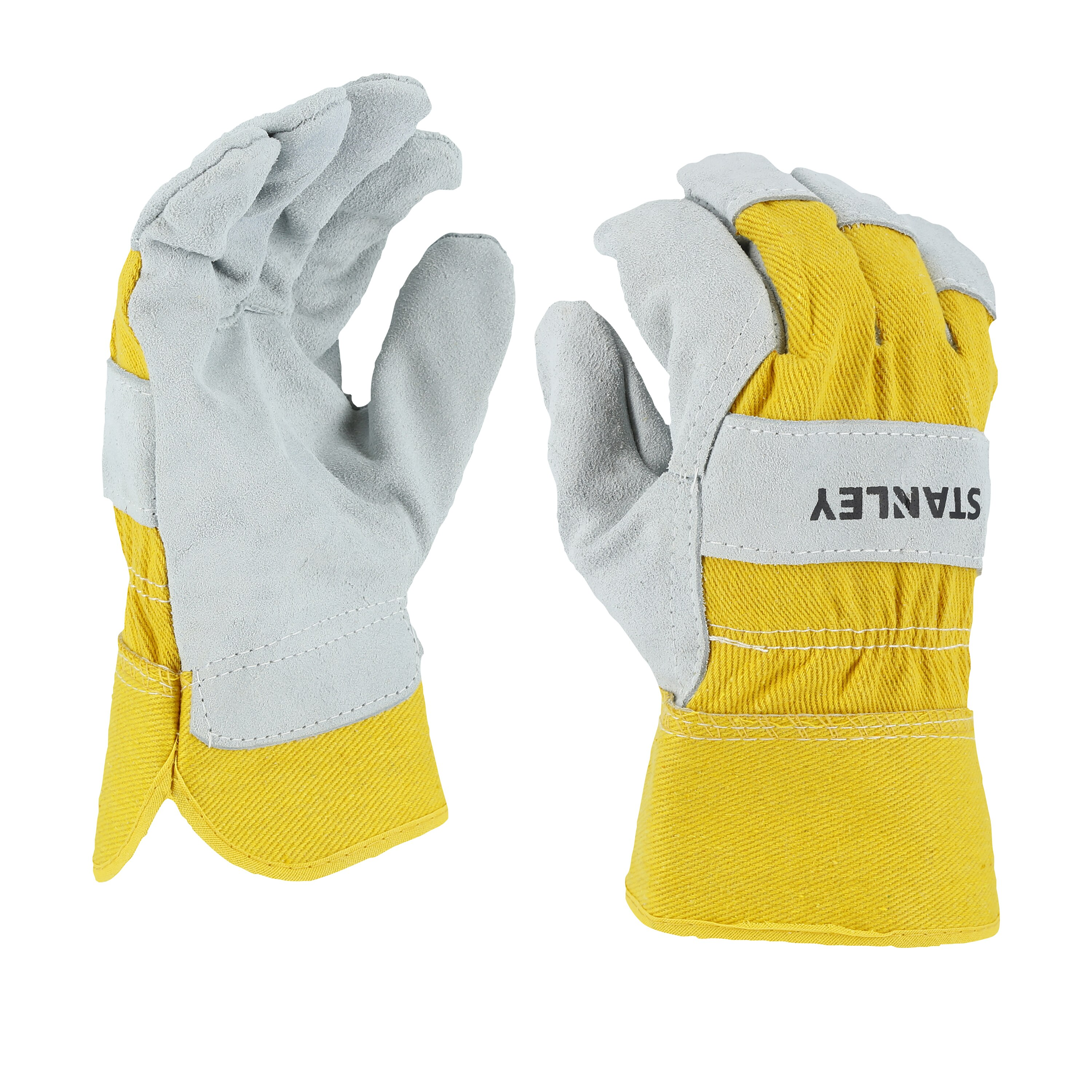 Stanley Tools - Cowhide Leather Palm Gloves - S73111