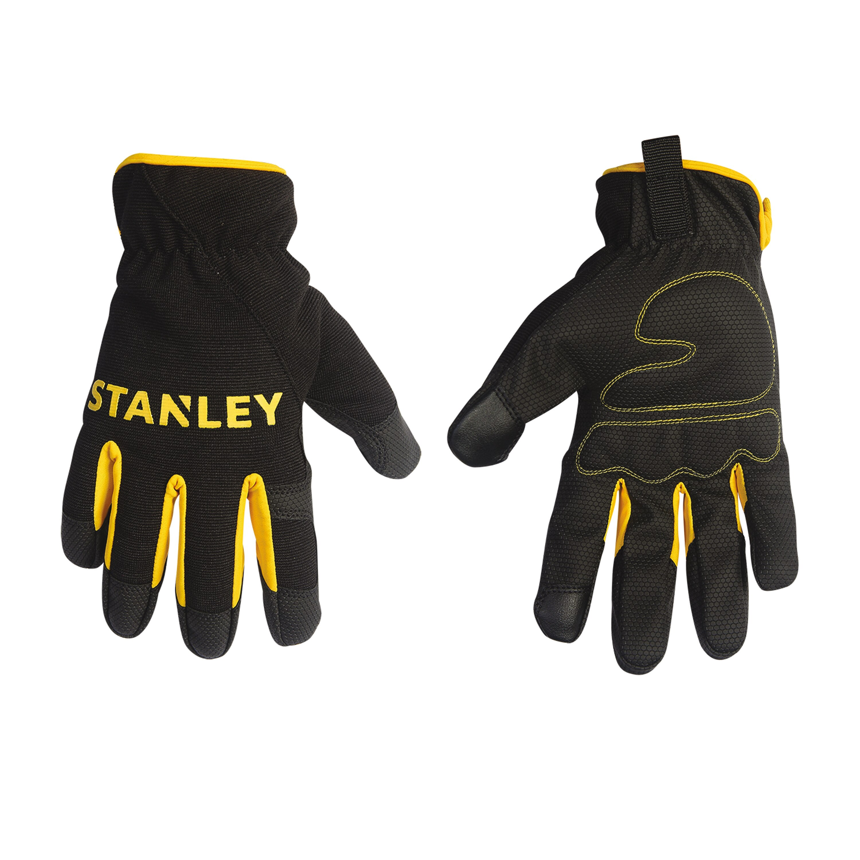 Stanley Tools - General Purpose Touchscreen Gloves - S77632