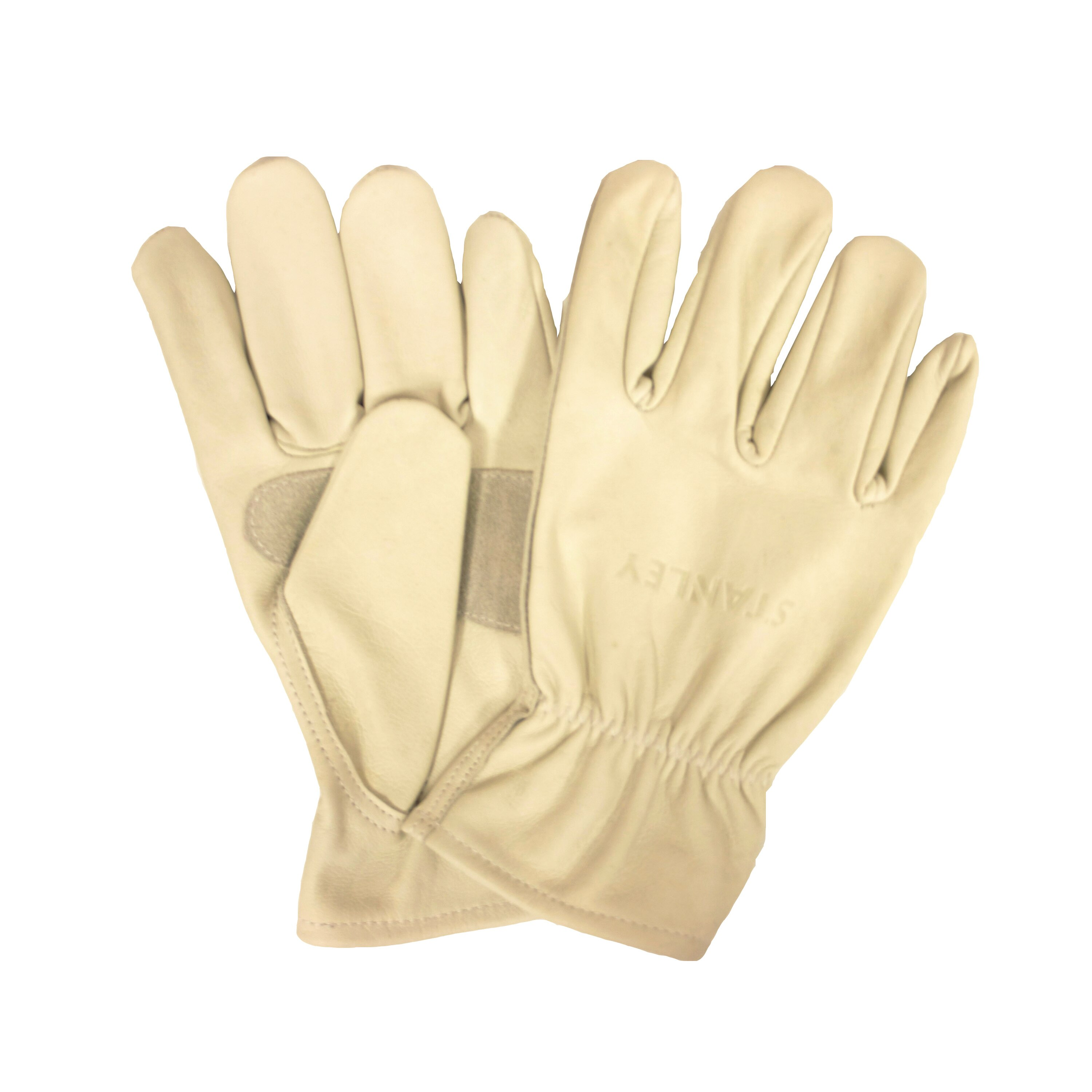 Stanley Tools - Grain Cowhide Leather Driver Gloves - S82911
