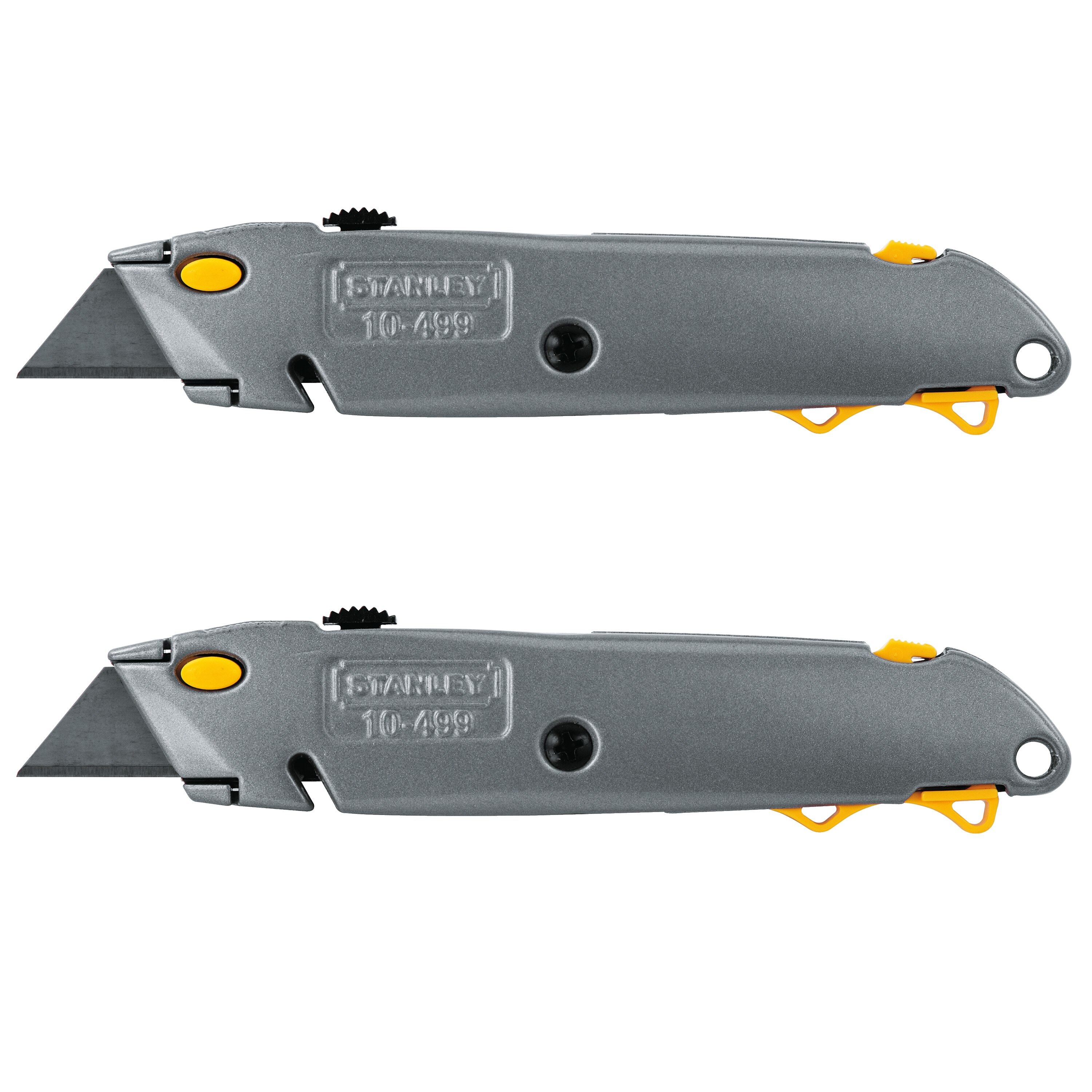 Stanley Tools - Quick Change Retractable Utility Knife 2Pack - STHT10274