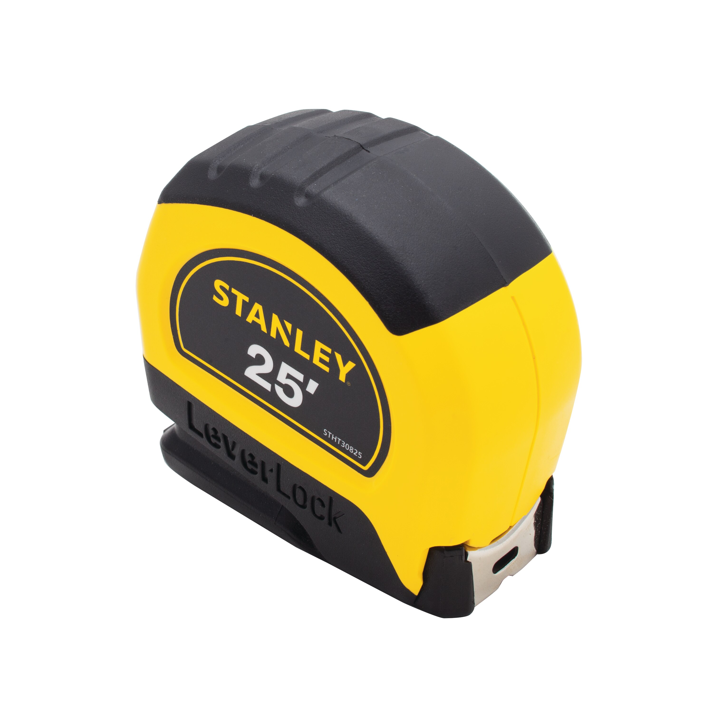 Stanley Tools - 25 ft LEVERLOCK Tape Measure - STHT30825