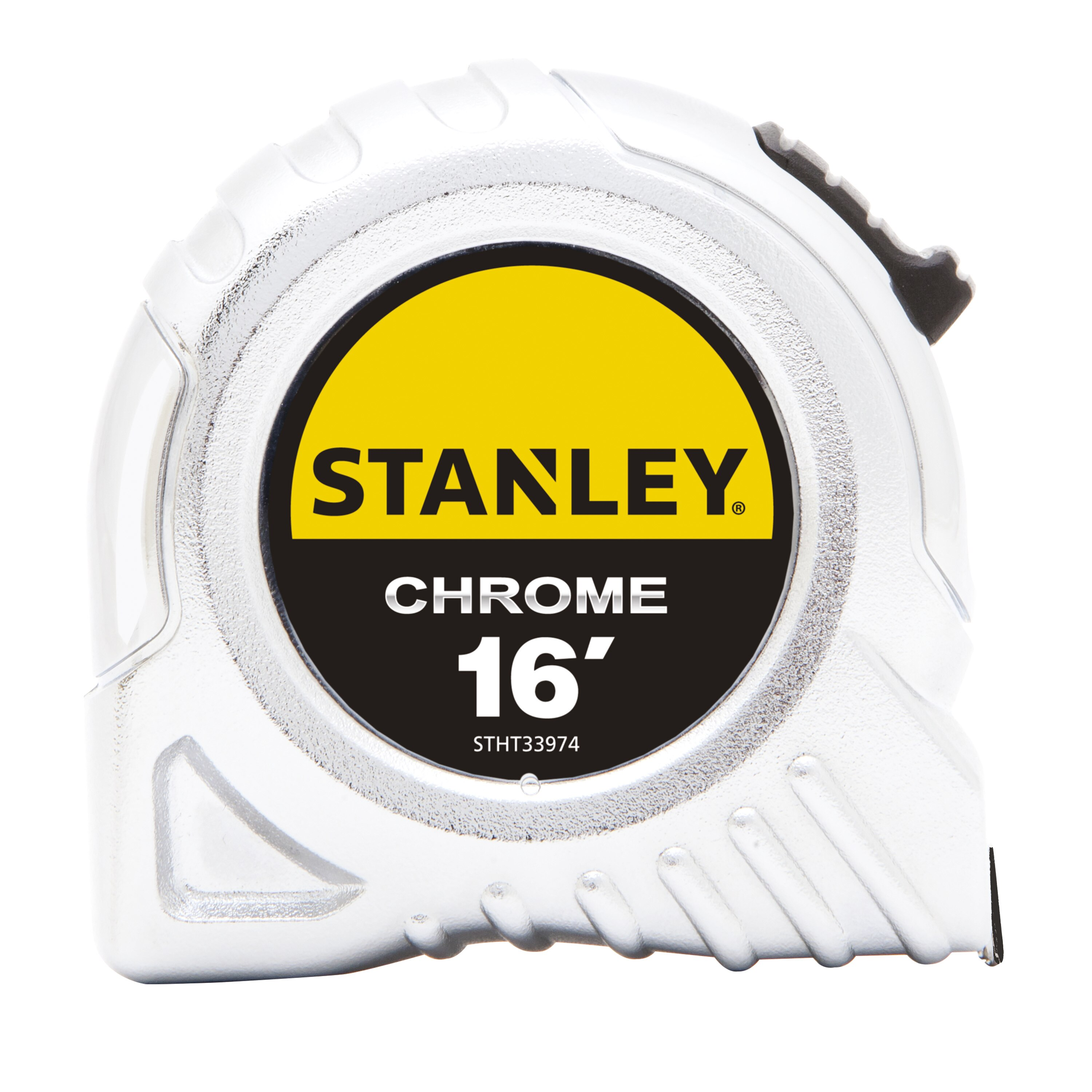 Stanley Tools - 16 ft Chrome Tape Measure - STHT33974