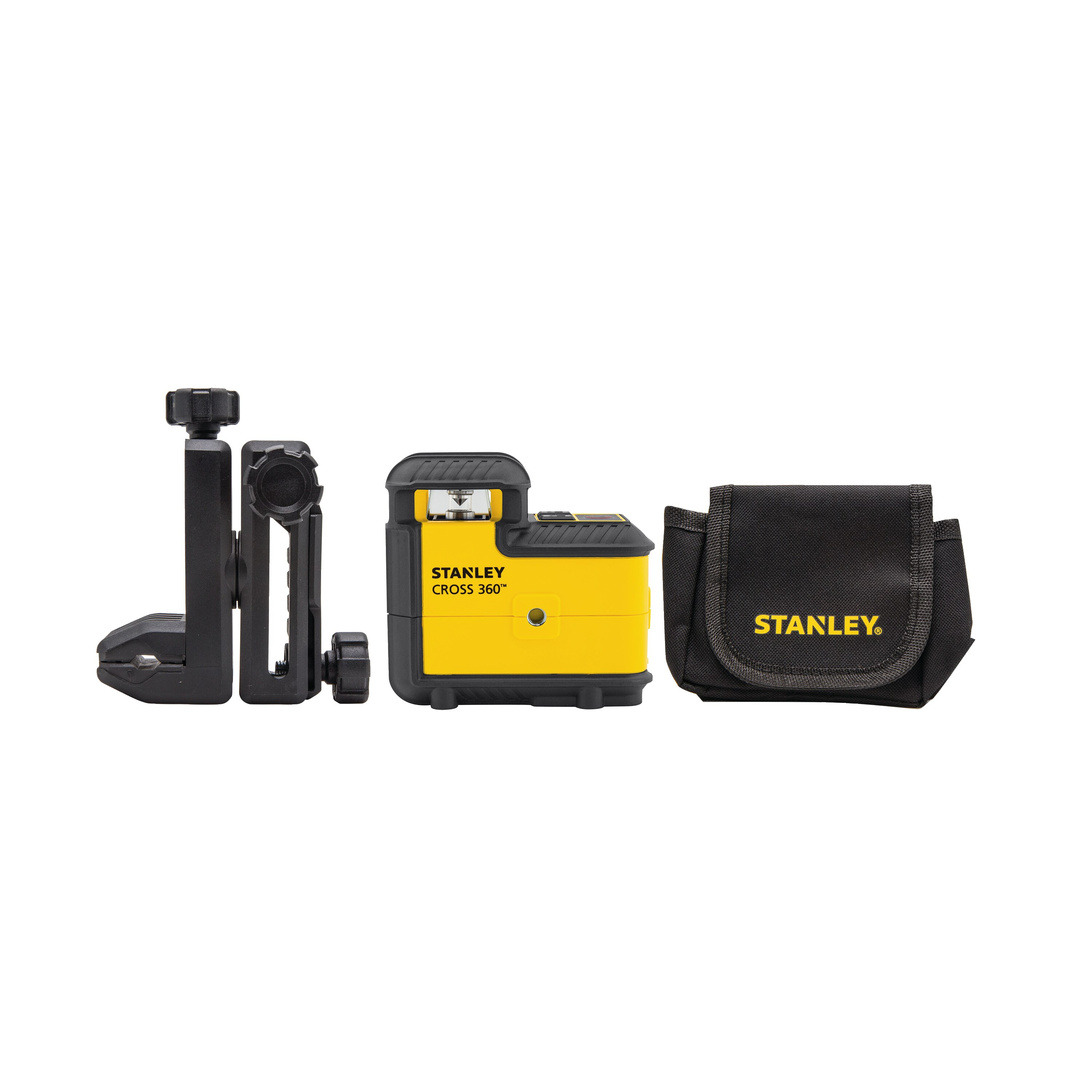 Stanley Tools - CROSS 360 Red Beam Line Laser Level - STHT77504