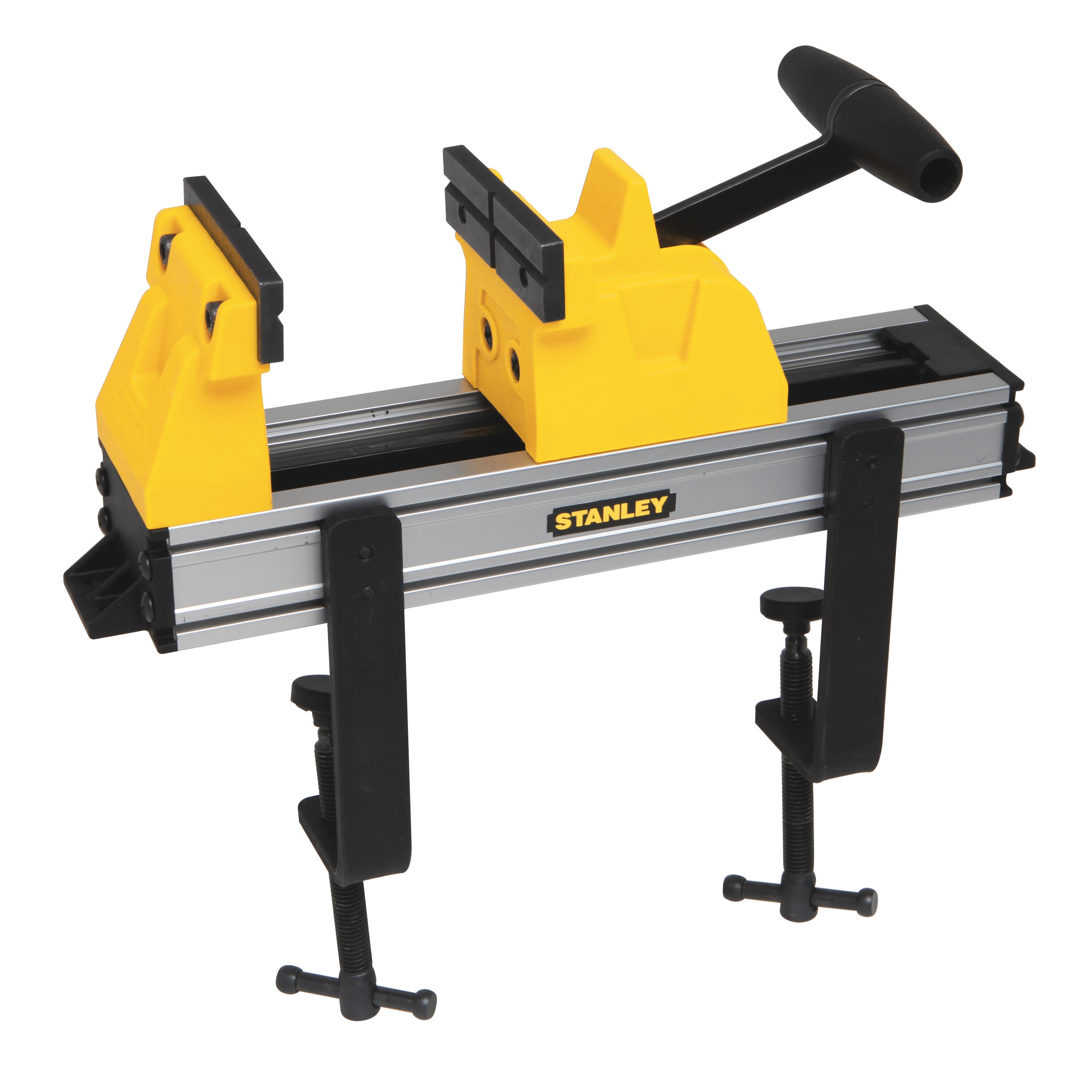Stanley Tools - 438 Jaw Capacity Quick Vise - STHT83179